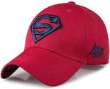Ter superman cap casual outdoor baseball caps for men hats women snapback caps for thumb155 crop