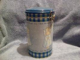 Round Angel Tin - $5.00
