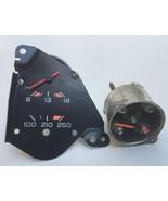 GM H-Body Sunbird Skyhawk Starfire Monza AC DELCO gauge cluster part# 89... - $59.35