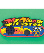 Kids' Room Recordable Doorbells Race  Cars - $15.95