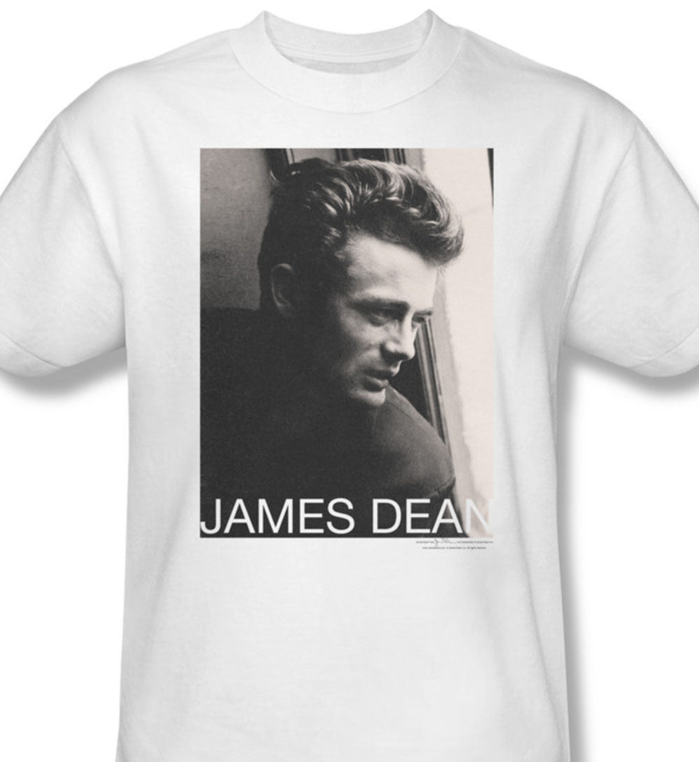 Dea448 at vintage james dean icon actor tee 50 s for sale white online graphic tshirt