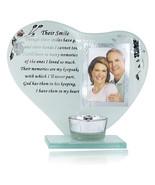 Their Smile T Light Candle Photo Frame Memories Keepsake #1 - $27.89