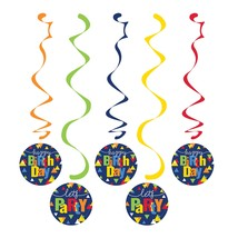 "Geo Pop 30""/39"" Assorted Danglers, Case of 30 - $40.94"