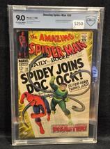The Amazing Spider-Man #56 (Marvel, 1968) - CBCS 9.0 -Off-White/White - $247.50