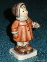 """Winter Song"" Goebel Hummel Figurine #476 TMK8 Collectible Mother's Day Gift! - $58.19"