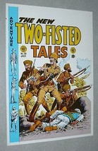 Vintage EC Comics Two-Fisted Tales 38 war comic book cover artwork poster pin-up - $29.99