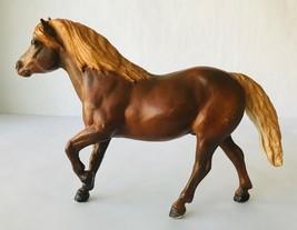 Breyer Show Stance Morgan Model Horse 831 Red Chestnut Star 1990-1991 - $33.85
