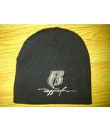 Ruff Ryders Double R Hip Hop Urban Black Knit Beanie Skull Hat Cap D-Blo... - $49.99