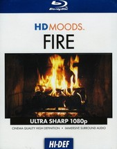 HD Moods: FIRE (Blu-ray)