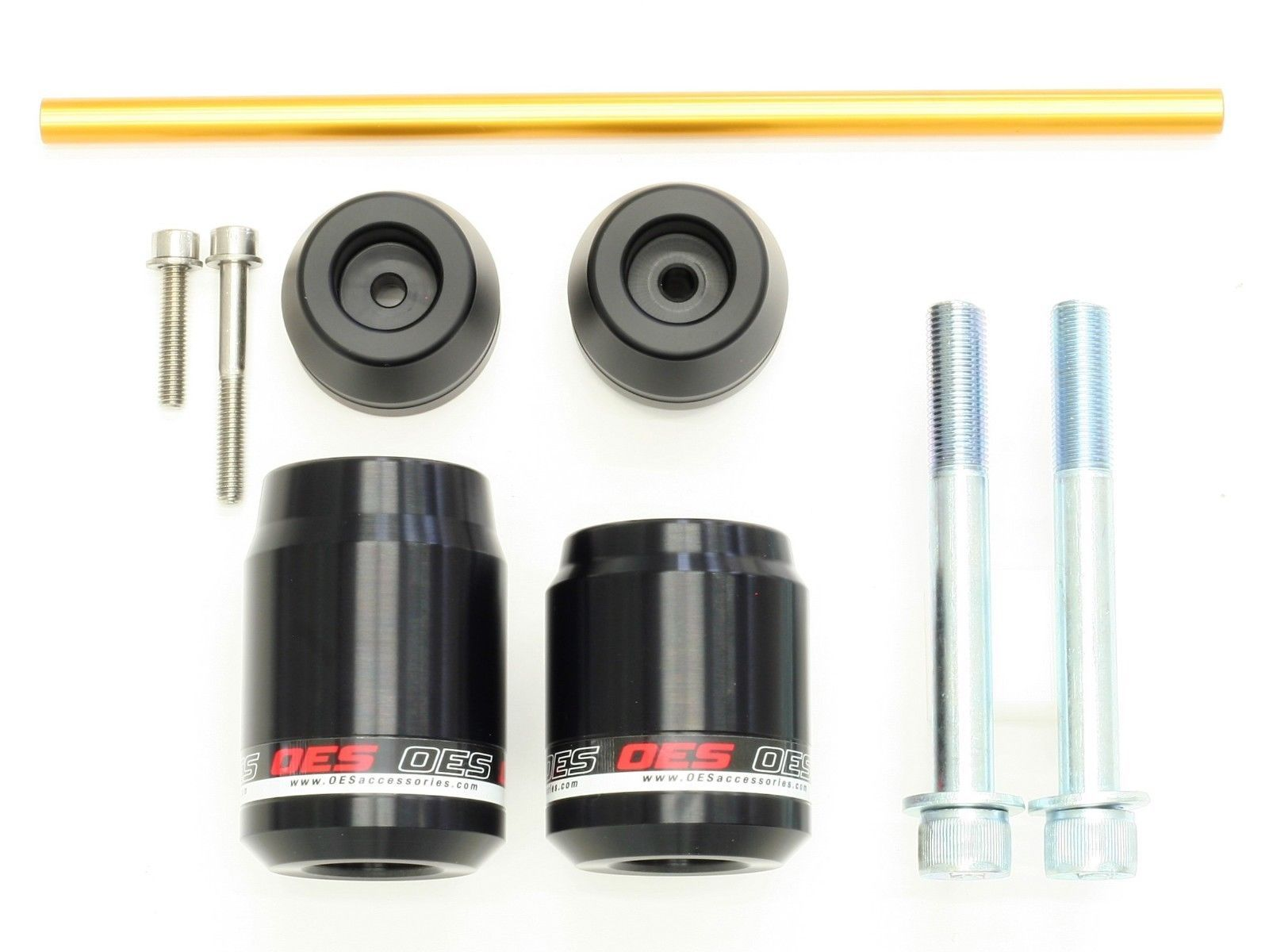 OES Frame Sliders and Fork Sliders 2019 Honda CB1000R No Cut Made In USA image 5