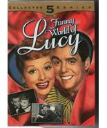 Funny World of Lucy 5-Pack (VHS 2002) I Love Lucy TV  - $24.99