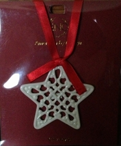 Lenox American by Design™ Star Charm Ornament - NEW - $8.00