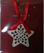 Lenox American by Design™ Star Charm Ornament -... - $8.00