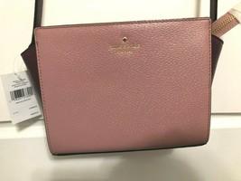 Kate Spade Grand Street Colorblock Hayden Crossbody Bag Leather Msrp 228 - £58.34 GBP