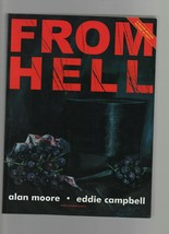 From Hell - Alan Moore, Eddie Campbell Comics - SC - 2000 - 0958578346. - $23.51