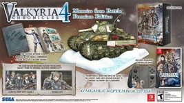 Valkyria Chronicles 4: Memoirs From Battle Edition - Nintendo Switch [vi... - $49.86