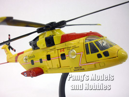 AgustaWestland AW101 Merlin Canada 1/72 Scale Diecast Metal Helicopter b... - $34.64