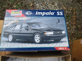 Revell Impala SS 1/25 scale - $24.99