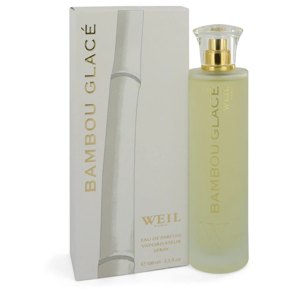 Primary image for Bambou Glace by Weil Eau De Parfum Spray 3.3 oz for Women