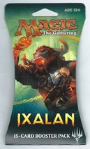 Magic The Gathering MTG 1x Ixalan Booster Pack Retail Packaging - $9.50