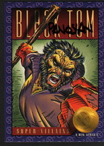 1993 SkyBox Marvel X-Men Series II Art Card SIGNED Dan Panosian / Black Tom - $12.86