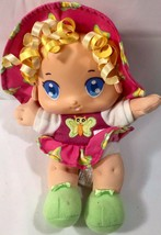 """Playskool 8"""" Busy Lil' Butterfly Doll 2006 Hasbro Girl Toy Rattle Very C... - $10.15"""