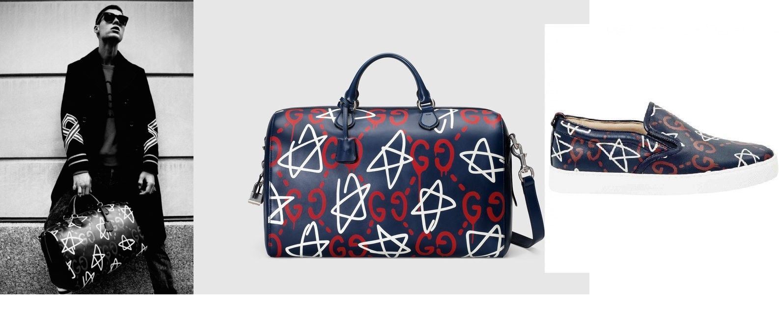 791c3f8725f1 Duffle Ghost Travel Bag Handbag Shoulder and 50 similar items
