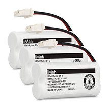 iMah Ryme B1-3 BT162342 BT262342 Cordless Phone Batteries Compatible Vte... - $16.57