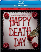 Happy Death Day [Blu-ray+DVD] (2018)