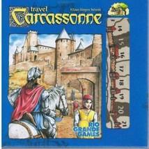 Carcassonne Travel Edition Board Game Strategy Rio Grande Games RIO327F - $29.99