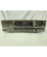 Technics SA-GX490 5 Channel Audio Video Surround Receiver 80 Watts x 4, ... - $83.79