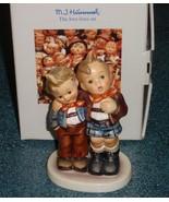 MAX AND MORITZ Goebel Hummel Two Brothers Figurine #123 TMK6 With Origin... - $130.94
