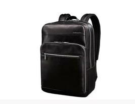 Samsonite Leather Laptop Backpack - $158.91