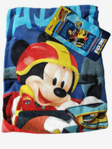 Disney Junior Mickey Mouse Roadster Racers Beach Towel 28 X 58 inches New - $14.24