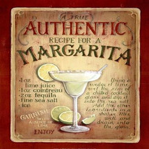 margarita recipe, coaster, made in uk drinks, plate  etc coaster stock code 31