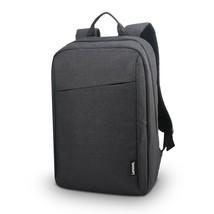 Laptop Backpack For Men, Lenovo 15.6-in Black Business School Backpack L... - $34.99
