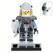 The Shark Army Great White The Ninjago Minifigures Block Toy Gift  - $2.99