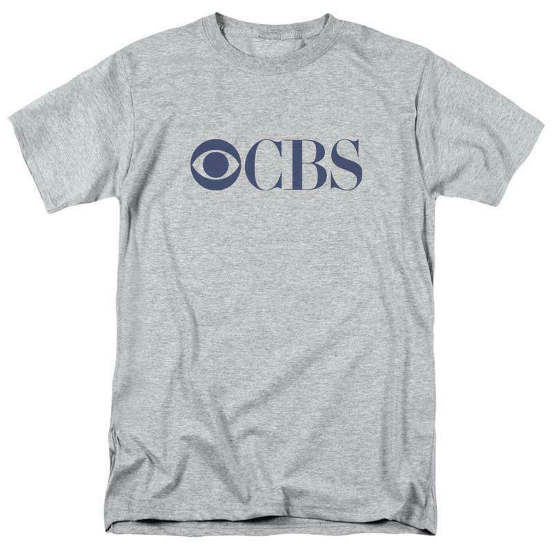 CBS Corporation Retro TV Logo Vintage Classic American English language CBS1661