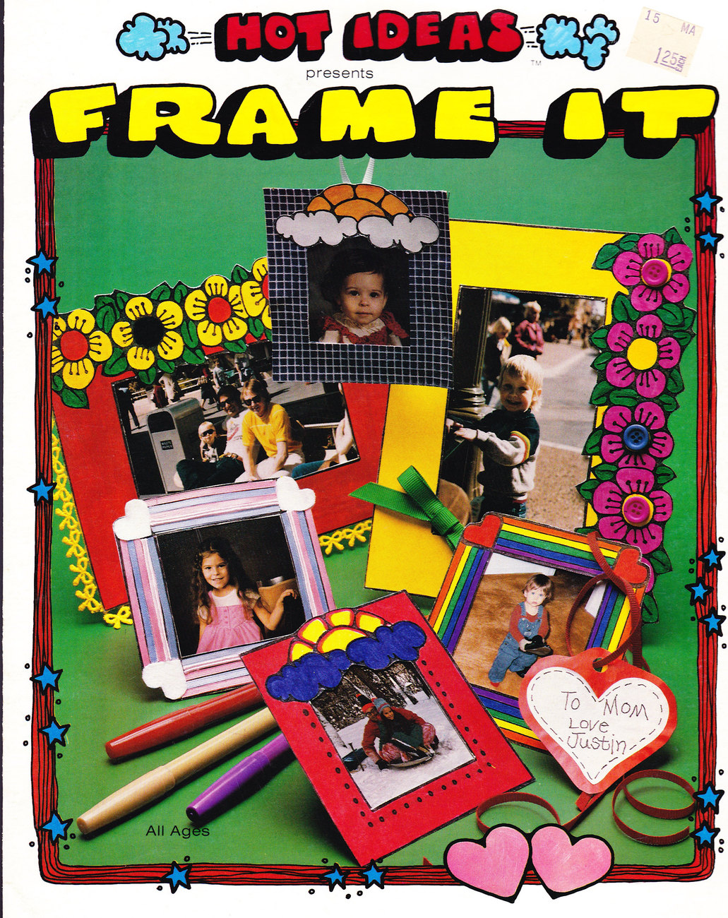HOT IDEAS PRESENTS FRAME IT FUN & CHILDREN'S CRAFTS