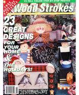 DECORATIVE PAINTING WOOD STROKES NOV. 1999 HOLIDAY DESIGNS - $0.00