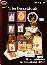 CROSS STITCH THE BEAR BOOK BY CARI - $0.00