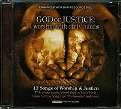 God Of Justice: Worship With Dirty Hands Cd image 1
