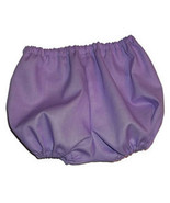 Preemie & Baby Lilac Diaper Covers, Baby Bloomers   - $10.00
