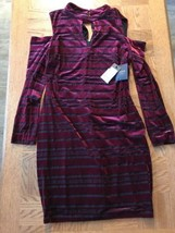 Guess Womens Velvet Dress Size 10 0044 - $127.71