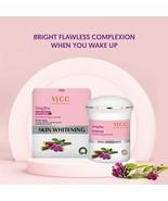 VLCC Snigdha Skin Whitening Night Cream Reduces Dark Spots & Dullness 50 gm - $16.83