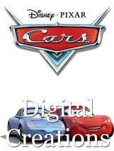 Disney Cars Mcqueen Sally T-shirt Transfer Design Printable DIY INSTANT ... - $2.99
