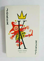 Western Airlines Kent St. Paul, Minn Deck of Playing Cards   (#42) image 6