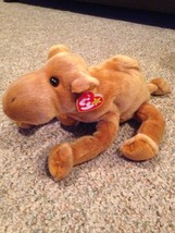 "TY ""Hump Day"" Beanie Buddy Humphrey the Camel with tag Boys & Girls 3+ Y... - $9.89"