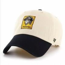 Pittsburgh Pirates '47 MLB Clean Up 2 Tone Adjustable Baseball Hat - $23.70