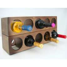 Proman Products Rutherford Wine Rack in Vine - $84.29
